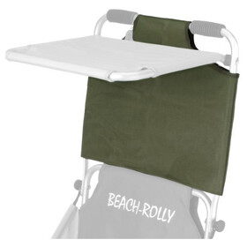 Eckla Coupe-vent et protection cou pour Beach-Rolly, olivgreen